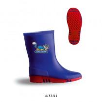Kinderlaars Ecofort K151314 blauw maat 30 VX
