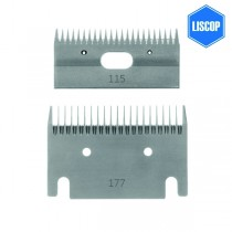 Li 177 messen rundvee-extra grof 15/18t 3mm