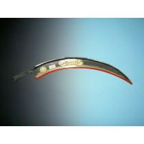 Kanthaak 60cm links met Atlas steel 300x3,8xm