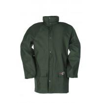 Regenjas Flexothane Classic groen XL