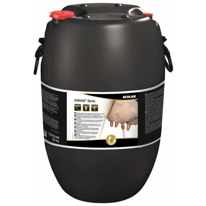 IO Shield Spray 58 kg