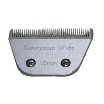 Snijmes Liveryman Harmony breed 1mm