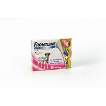 Frontline hond L 20-40 kg 4 pipetten
