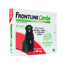 Frontline Combo hond XL &gt 40 kg 3 pipetten