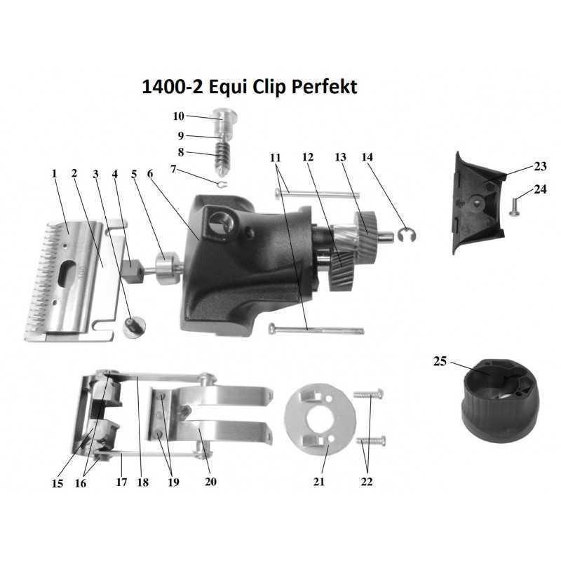 Veerbrugschroef M3,5 Liscop VII/VIII