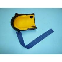 Riem elastiek 50 x 4 cm voor kniebeschermer Nierhaus