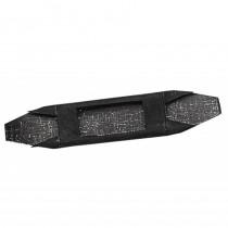Kinketting onderlaag rubber/stof