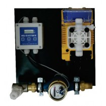 Doseerpomp voor Hydrocare met standaard 3/4 watermeter