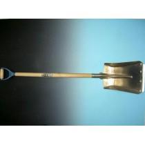 Ballastschop met strip en Atlas PD-steel 95cm