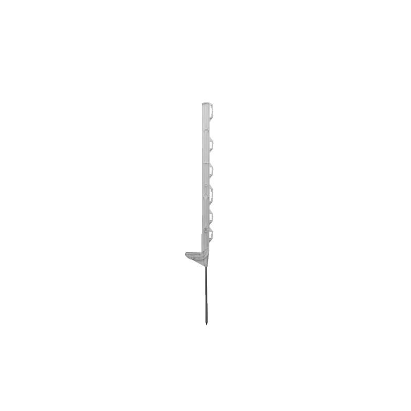 SMART paal wit 78cm met 6 ogen