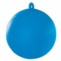 Speelbal blauw 21cm